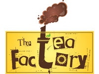 cropped The Tea Factory logo